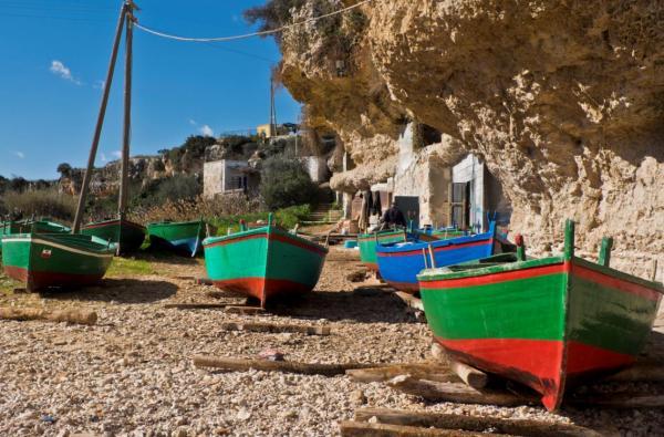 Boats-Polignano-a-Mare