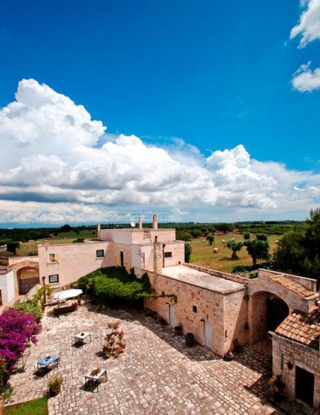 Masseria-Apulia