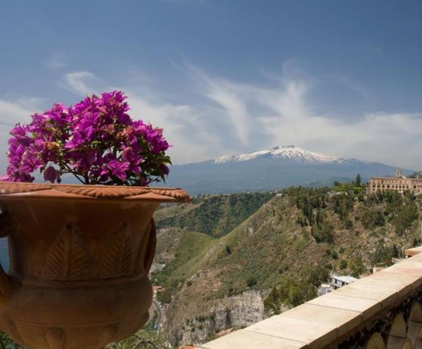 Taormina - Giardini di Villa Comunale