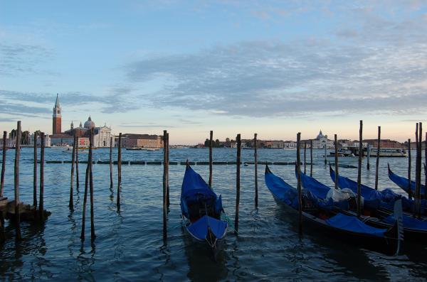 venezia-gondole