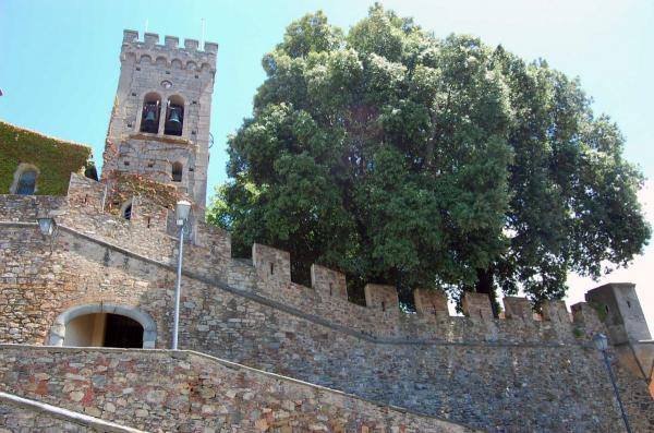 Argiano tour castello Carducci