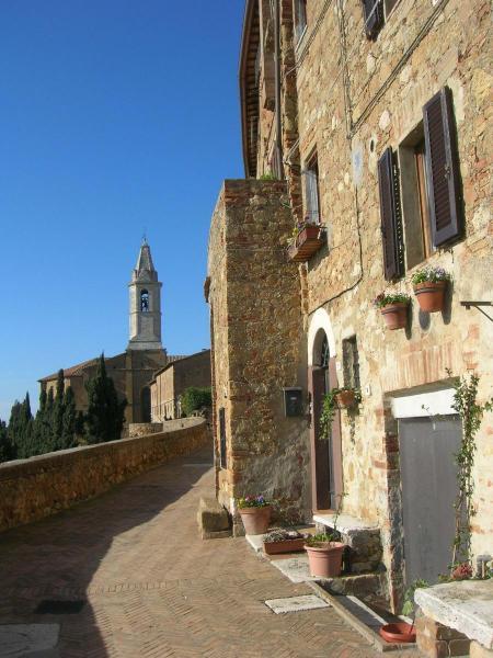 Argiano tour Pienza