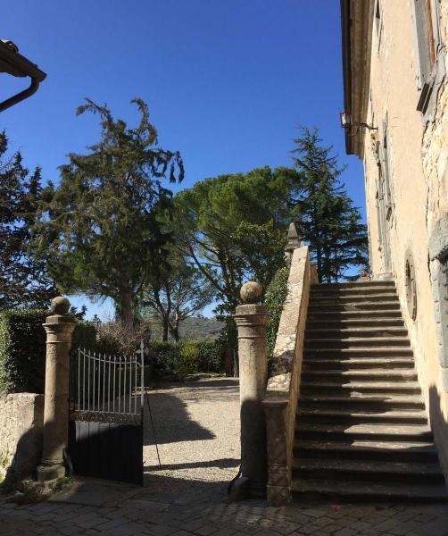 Argiano tour Ama Castle